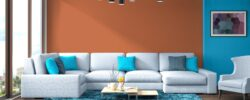 60-30-10: Farebné vyladenie domácnosti rýchlo a jednoducho