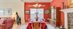 Teplé farby – význam a použitie v interiérovom dizajne